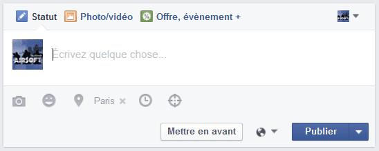 powerpoint facebook