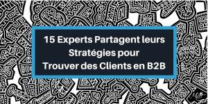 trouver clients b2b