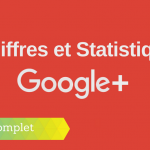 Les Chiffres de Google+
