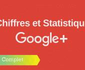 chiffres google+
