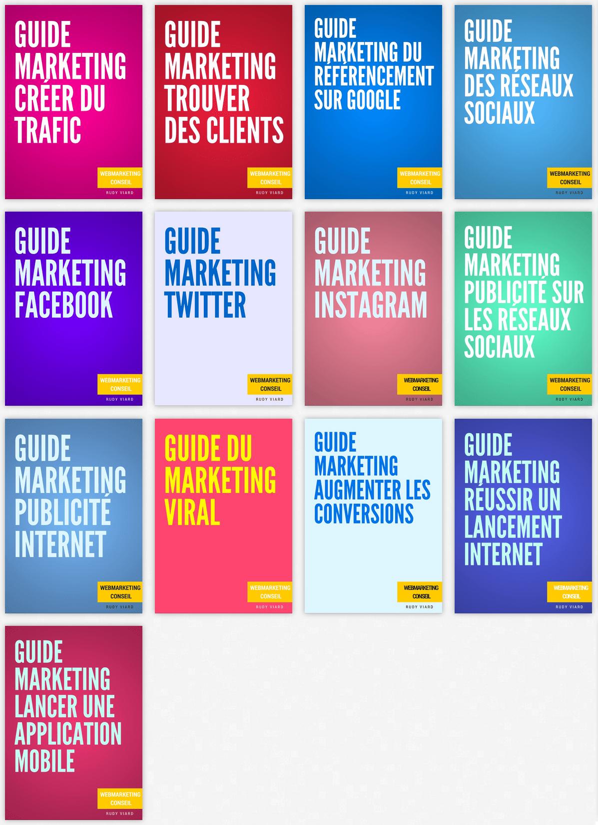 tutoriels marketing