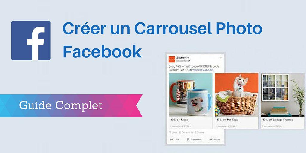 carrousel facebook