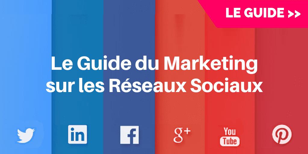 marketing réseaux sociaux