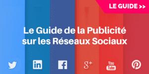 publicité réseaux sociaux