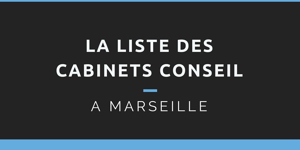 cabinet conseil Marseille