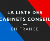 cabinets conseil france