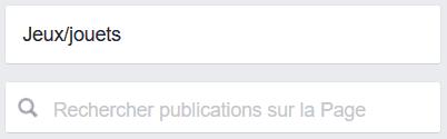 moteur de recherche pages facebook