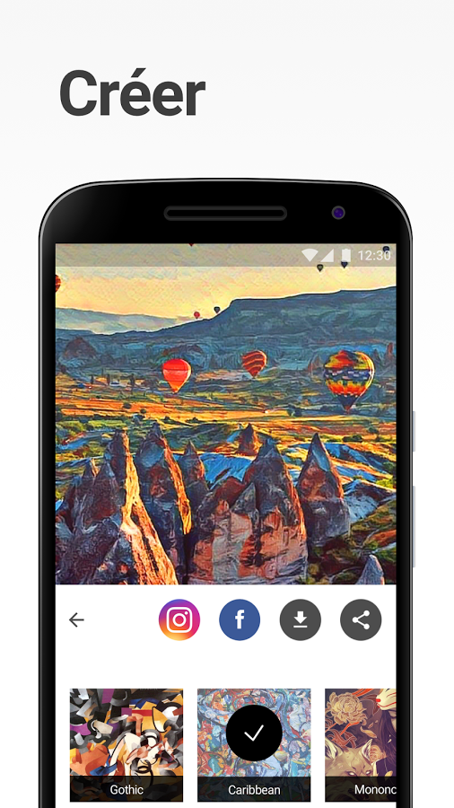 application prisma