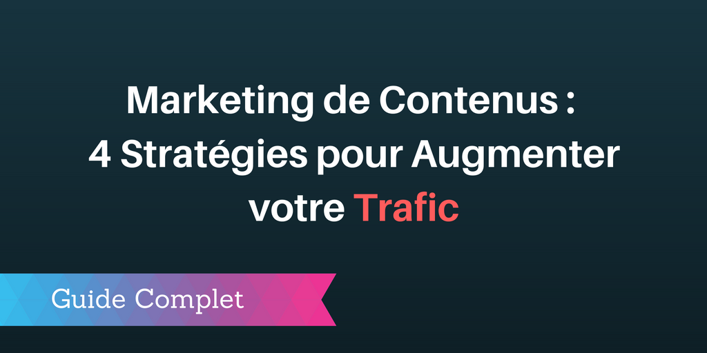 marketing contenus