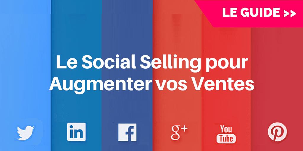 social selling ventes