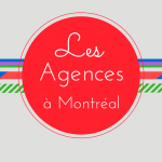 Les Agences à Montréal