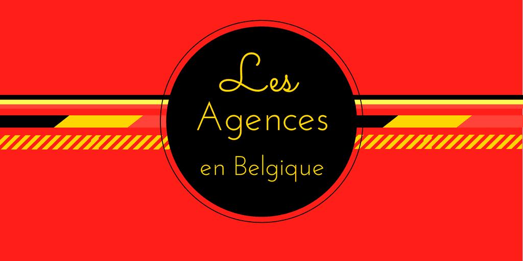 agences belgique