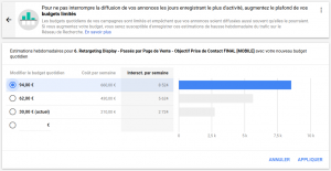 opportunités google adwords