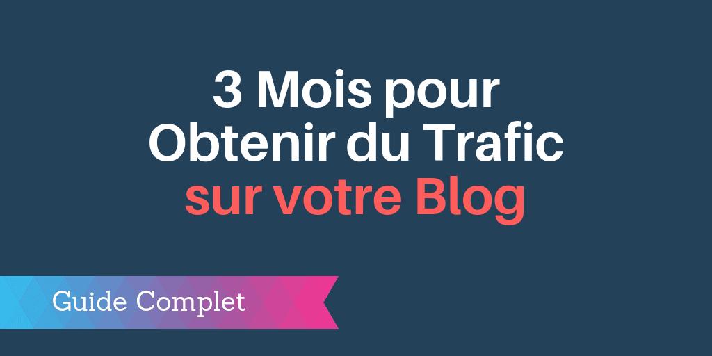 obtenir trafic blog