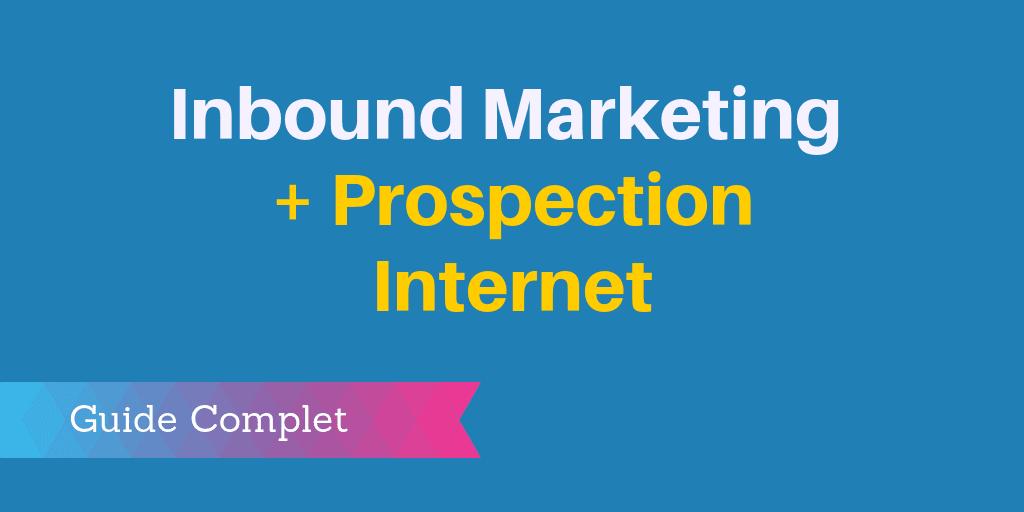 inbound marketing prospection internet