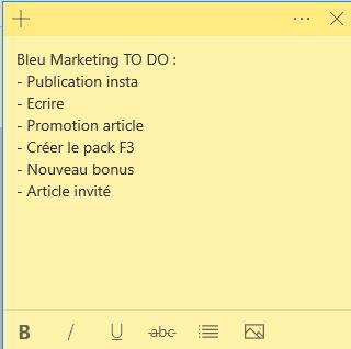 réussir blog entreprise