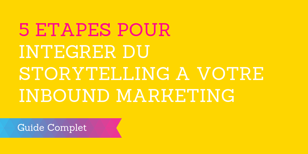 storytelling inbound marketing