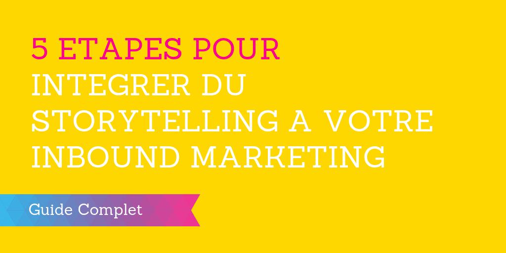 storytelling inbound marketing