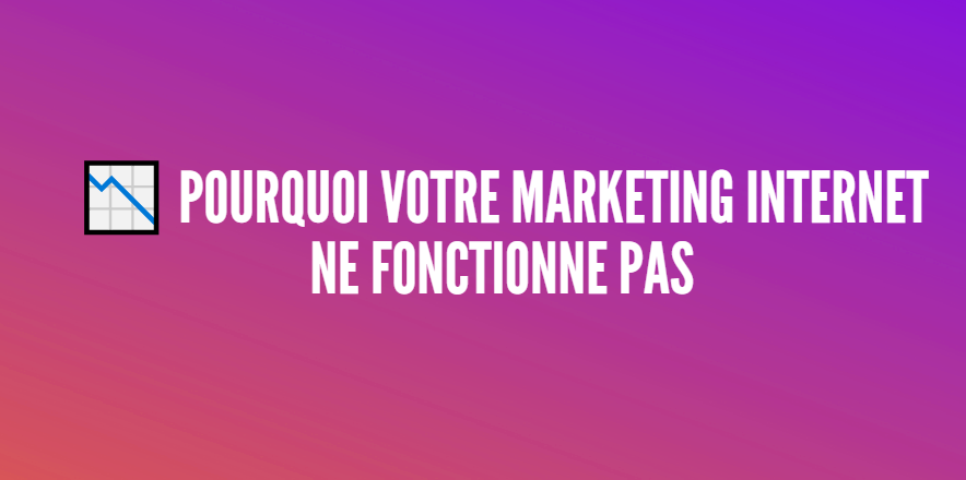marketing internet fonctionne