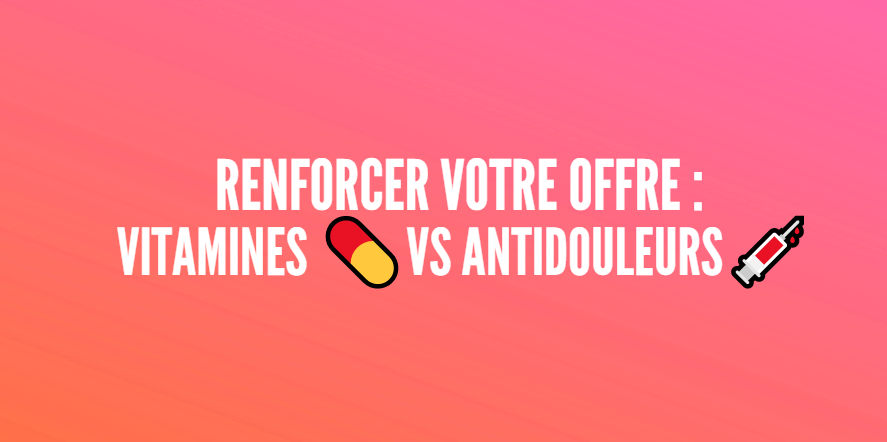 vitamines antidouleurs