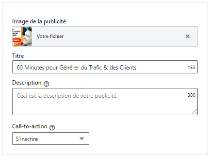 call-to-action linkedin