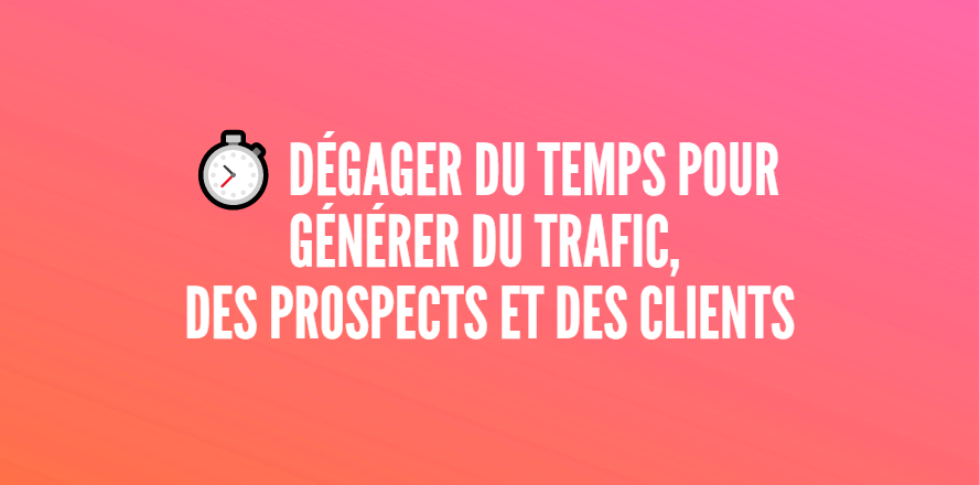 temps trafic prospects clients