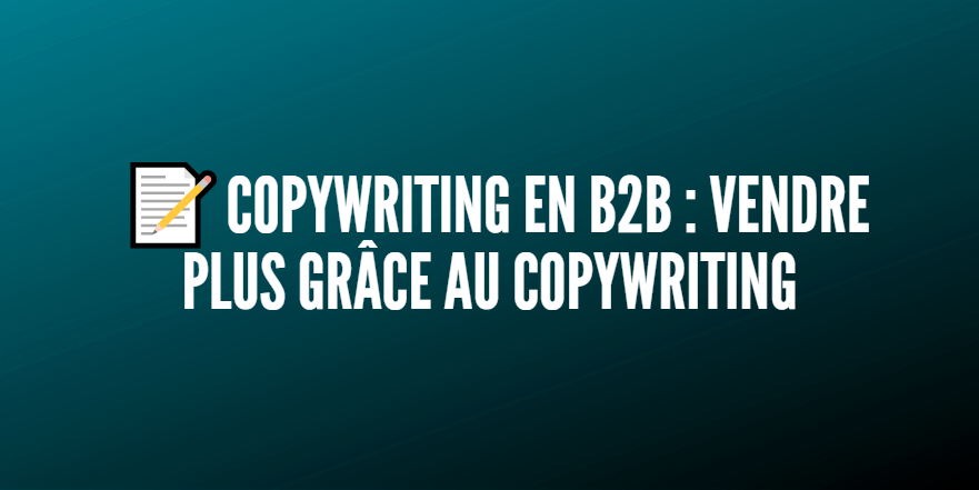 copywriting b2b