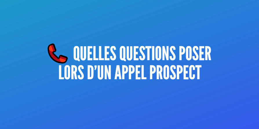 questions prospect