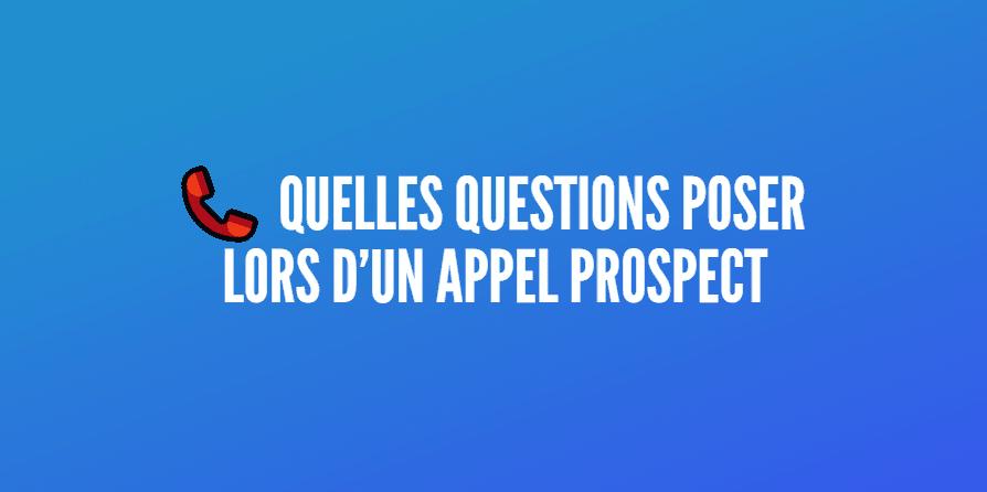 questions prospect